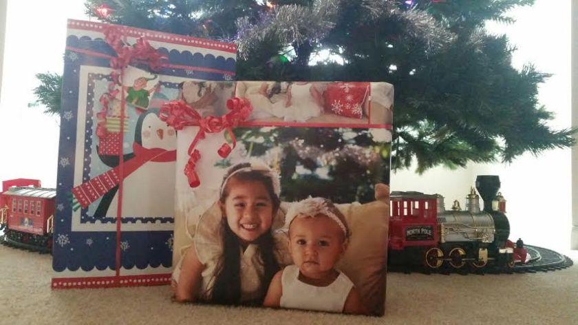 christmas wrappingpaper