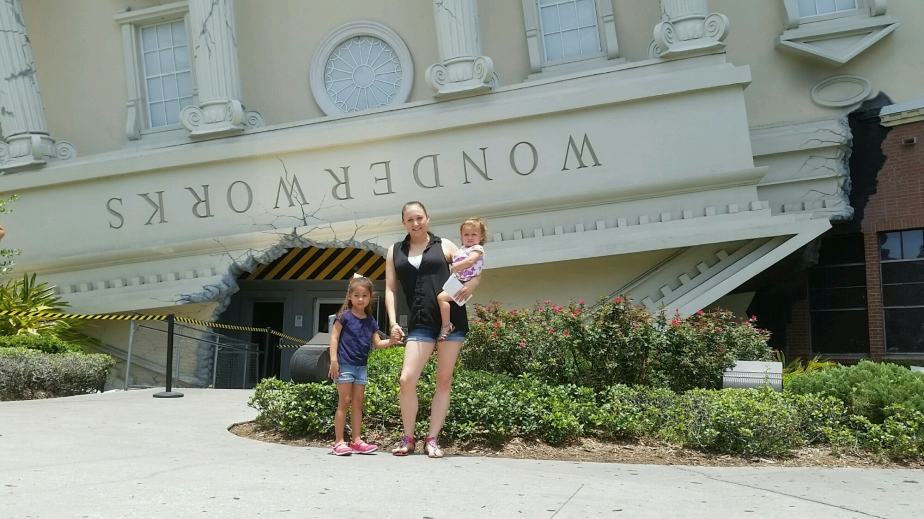 Dare to wonder with Wonderworks Orlando?
