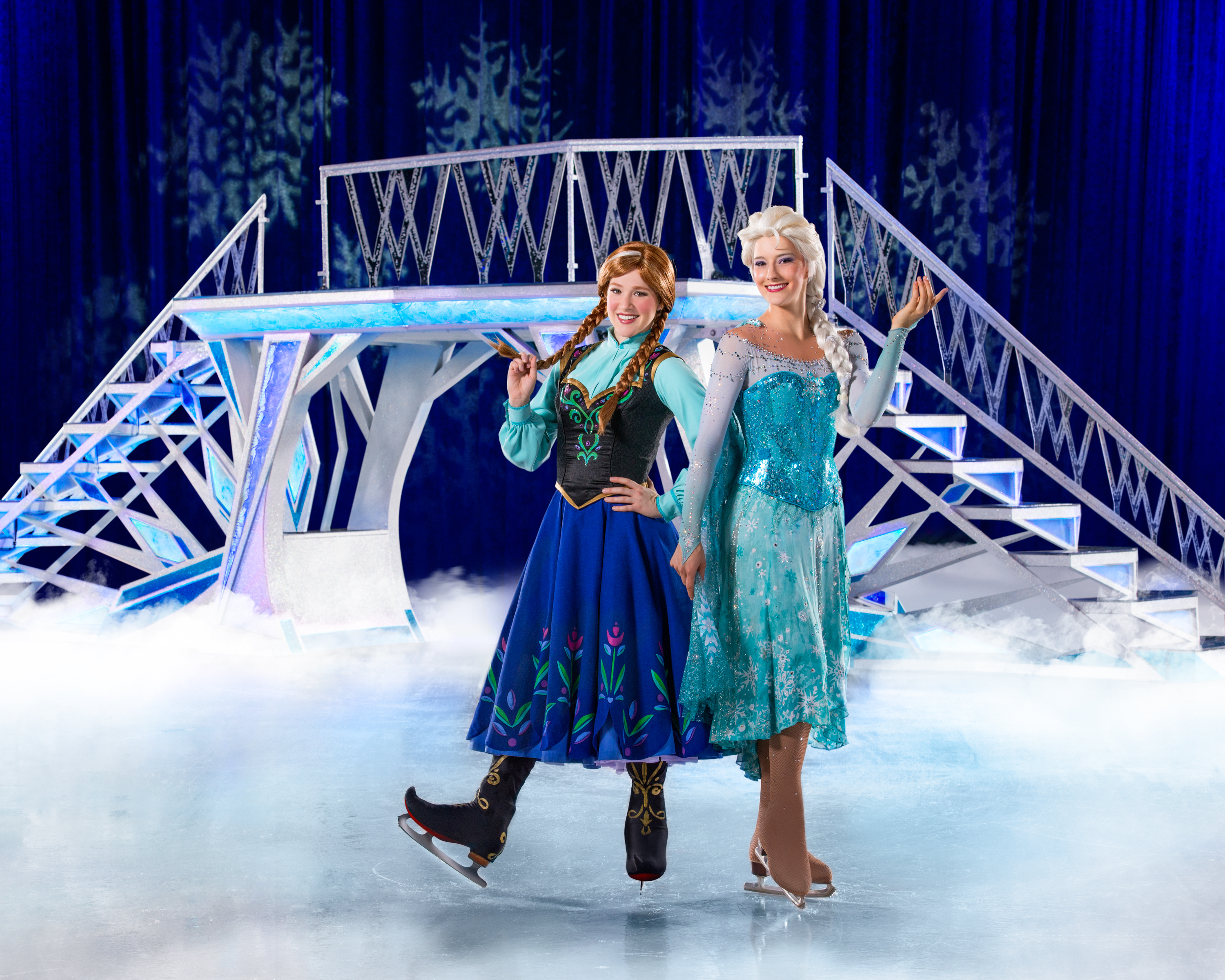 Upcoming Disney On Ice Worlds Of Enchantment Tour Dates & Theatre Events