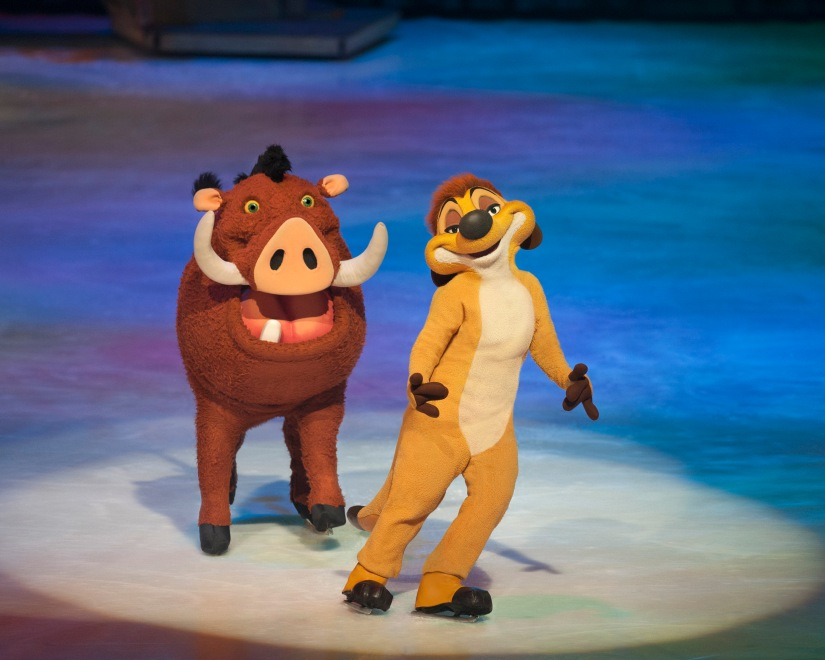 Disney on ice lion king