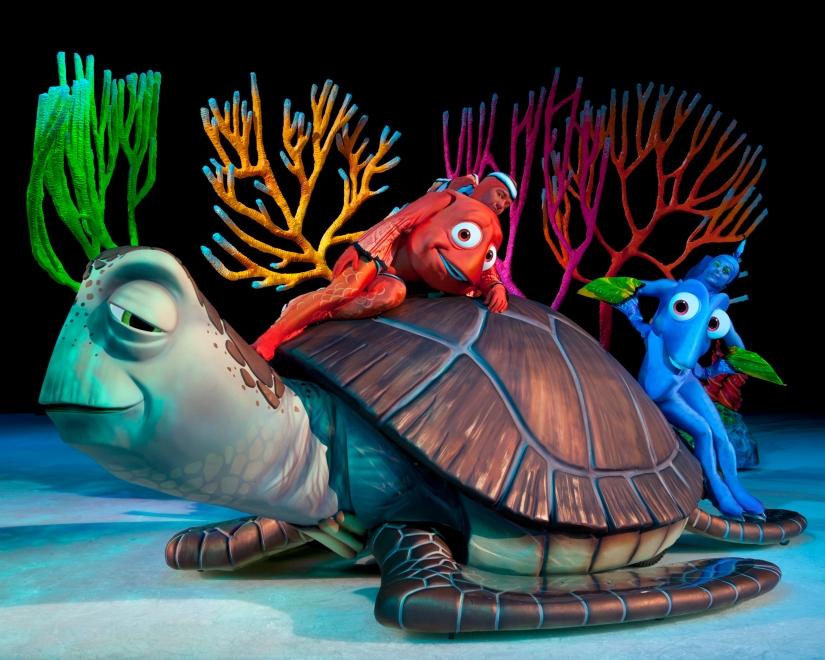 Disney on ice Nemo