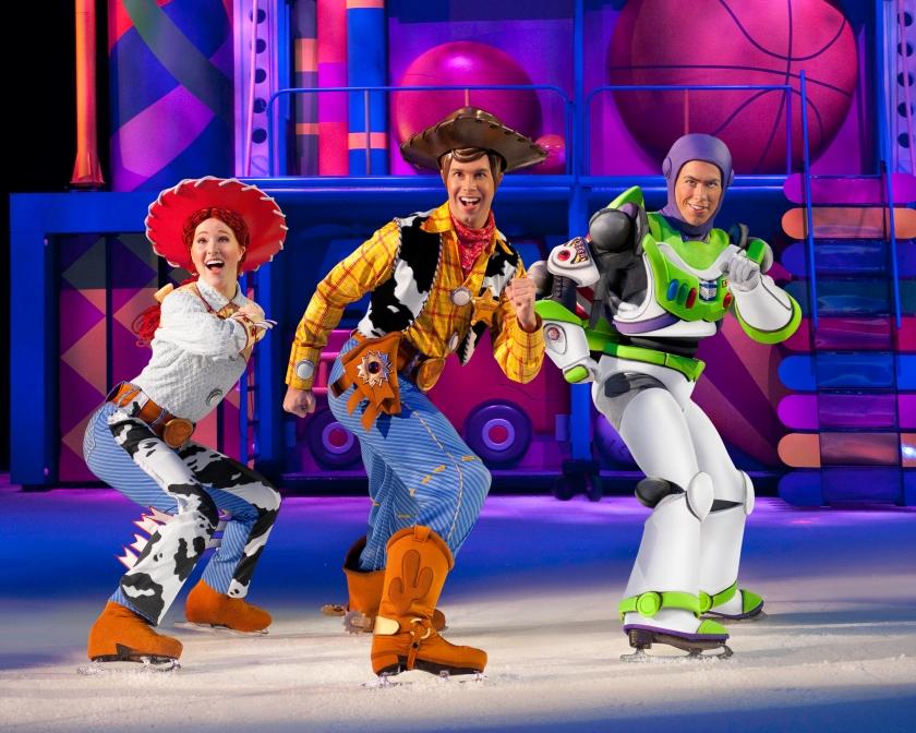Disney on ice Toy story
