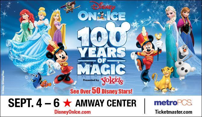Disney on Ice: 100 years ofMagic