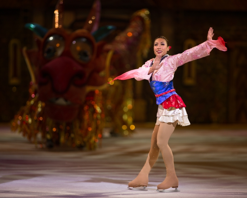 Disney on Ice Mulan