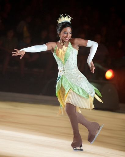 Disney on Ice Tiana
